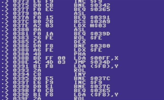 C64 Monitor