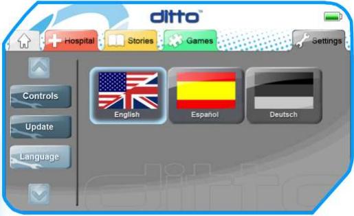 ditto Languages