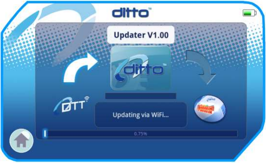 ditto Update